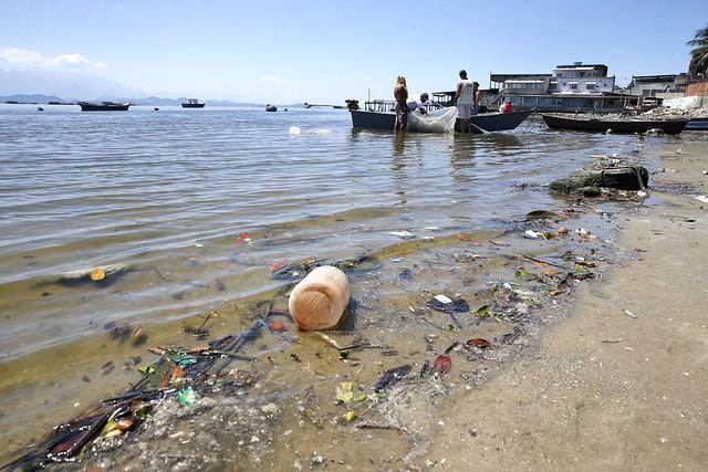 Em 22 de março, Dia Mundial da Água, Rio tem mais a se preocupar do que comemorar - Créditos: Tânia Rego/ Agência Brasil
