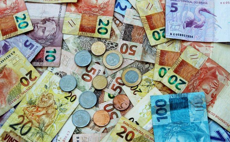 Cédulas, Dinheiro, Real, Nota, Moeda Brasileira, Brasil