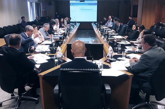 Estratégia do governo Federal é sufocar os espaços de debate e contestação; Greve Geral desta sexta (14) mostra insatisfação com a proposta - Créditos: Foto: CNP
