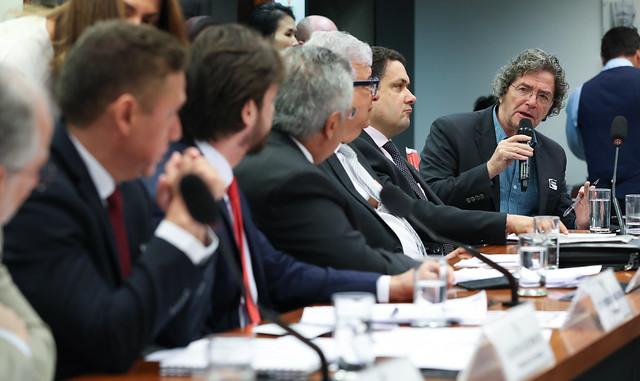 Audiência sobre verba para agências de pesquisa reuniu parlamentares, especialistas e interlocutores do governo - Créditos: Lula Marques/PT na Câmara