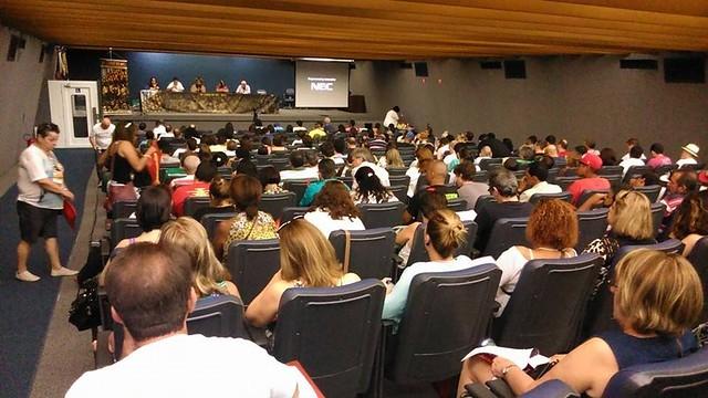 Curso do NPC é referência para sindicalistas, jornalistas, militantes sociais, professores e estudantes de comunicação de todo o país - Créditos: Divulgação