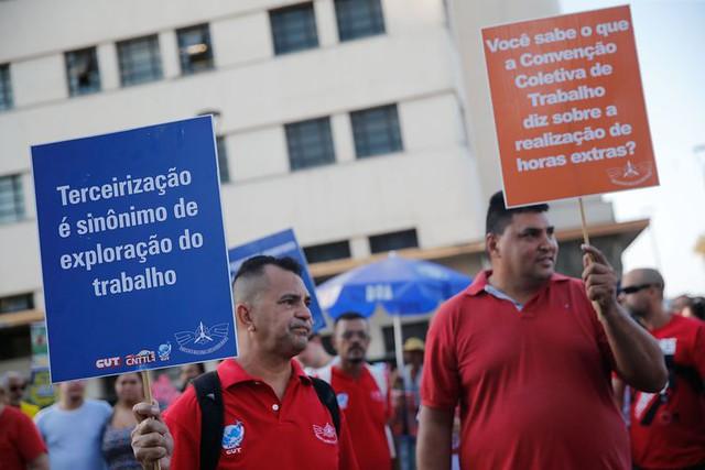 Reforma levará a uma mudança profunda no que conhecemos hoje por sindicatos e as negociações coletivas entre essas entidades e empresas - Créditos: Fernando Frazão/Agência Brasil