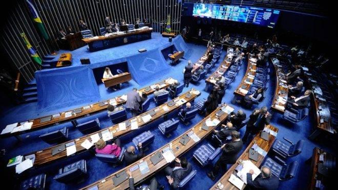 Senado tem pacto federativo paralelo ao do governo tramitando.