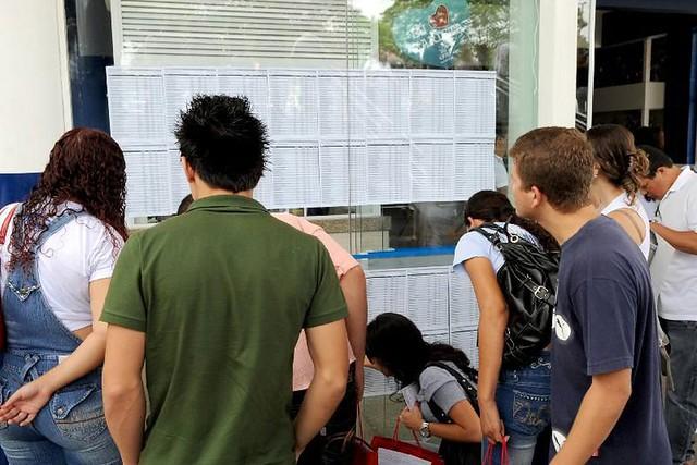 Pela primeira vez, negros superaram o número de pessoas brancas nas universidades públicas, alcançando 50,3% - Créditos: Wilson Dias/Agência Brasil