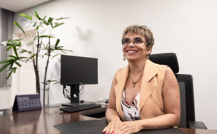 Marília Campos prefeita de Contagem MG