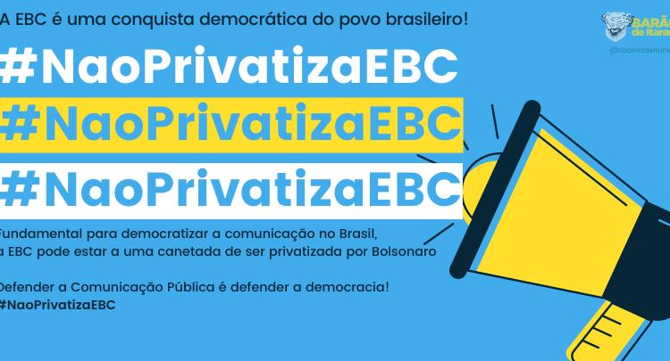 não privatiza EBC